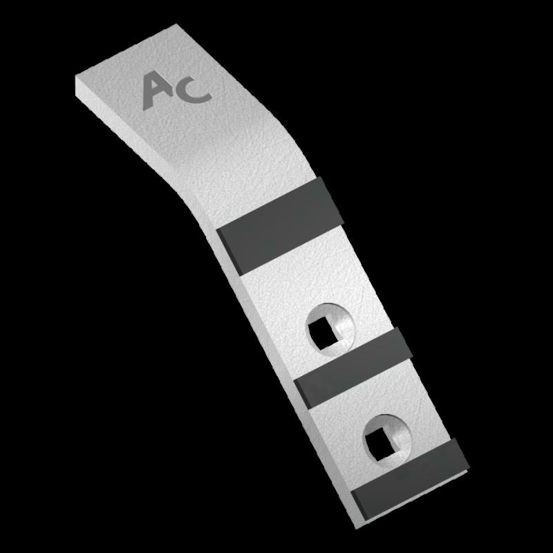 Scraper Horsch with TC plate SCH 5006 Agricarb