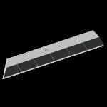 Weld on point LEM 0275G  (40x270x12 mm)
