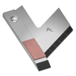 Subsoiler blade Agrisem with TC plate LAG 1265G (left)