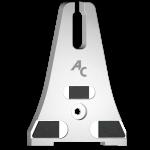 Slide plate Horsch SMH 0645 with TC (150 mm)