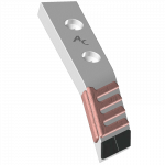 Subsoiler blade Bonnel with TC plate BLR 6233G (left)