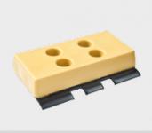 Polyuretane track pads size BS3/300 mm (set)