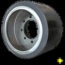 Midwheel Challenger polyurethane MT 700/MT 800 series (wide)